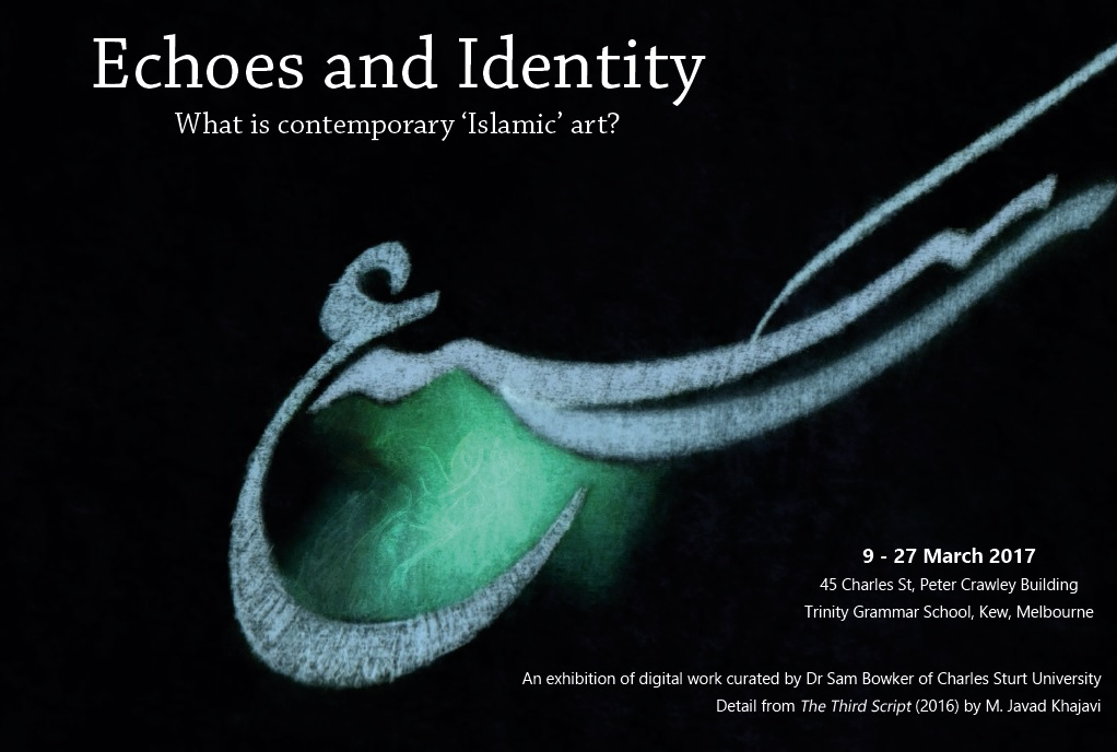 Echoes and Identity 9-27 March 2017